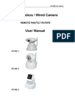 IPCAM User Guide V1.6P