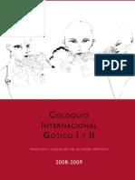 AAVV_Coloquio gótico internacional