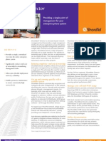 ShoreWare Director Datasheet