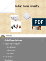 Indian Paper Industry[1]