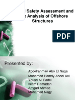 Formal Safety Assessment and Risk Analysis of Offshore Structures