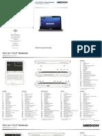 Bedienungsanleitung MEDION® AKOYA® P6630 (MD 98560)