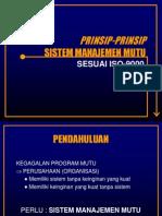4.Prinsip Manajemen Mutu - TPG 2010 (1)