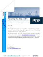 Powering the data centre