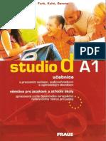 Nemcina Studio d A1 Ucebnice