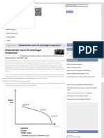 Characteristic Curve of Centrifugal Compressor _ Mechanical Engineering 4 U