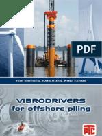 ERKE Group, Brochure Offshore Piling