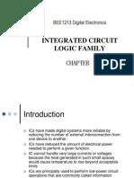 Chapter 7 - IC Logic Family