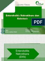 Lapsus NEC & Kolestasis