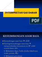 Interpretasi Gas Darah