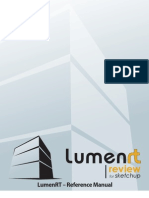 LumenRT Reference Manual
