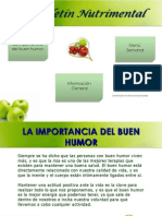 Boletín nutrimental 2