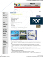 Buyers Guide _ Press Brake