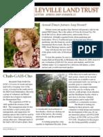 Spring 2009 McKinleyville Land Trust Newsletter