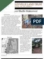 Fall 2010 McKinleyville Land Trust Newsletter