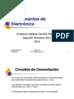 Fundamentos de electrónica _clase N°8 [Modo de compatibilidad]