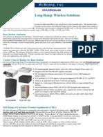 Wiborne WISP Products Press Release
