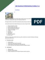 Persyaratan Rumah Dan Pemukiman Sehat 2