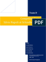 la napoli case study Silvio napoli at schindler india a case study help, case study solution & analysis & thanks to fahiema upgrading, you now have somebody in the direct firm who is becoming a paid member.