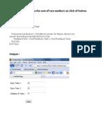 ASP.net Journal Print