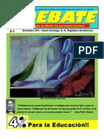 Revista Debate No.5