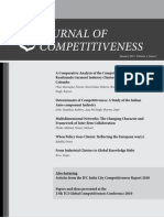 Journal of Competitiveness