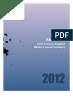 Abstractos NAASN PR 2012
