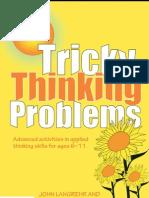 TrickyThrikingProblems