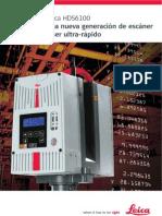 Leica HDS6100 Brochure Es