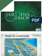 Jardins de Monet - Casas de alto padrão na Barra. tel