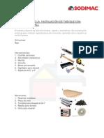 Tabique Sistema Drywall