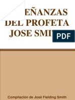 ENSEÑANZAS DEL PROFETA JOSÉ SMITH - Compilación de José Fielding Smith