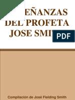 ENSEÑANZAS DEL PROFETA JOSÉ SMITH - Compilación de José Fielding Smith