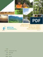 IPCCA Analytical Background Paper on REDD+