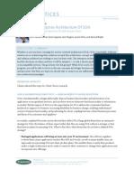 SOA-Forrester SOA Enterprise Architecture Best Practices