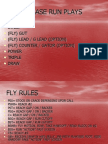 Wing Raid Run Game