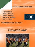 Wing Raid Screens