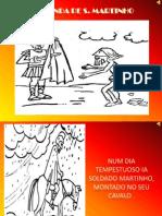 A lenda de S. Martinho-Patrícia