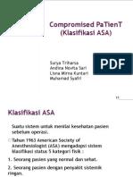 Klasifikasi Asa