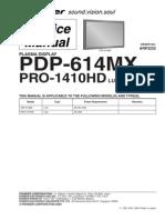 PRO1410HD Pioneer
