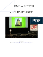 Public Speaking Tips Www.publicspeaking Tips