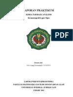 Laporan Praktikum Kfa (Noli)