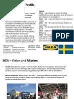 Ikea Company Slide 23-12-11