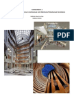 Air Conditioning for Atrium Architecture With Method of Mechanical Ventilation