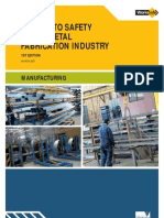 Metal Fabrication Guide Safety