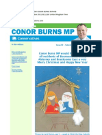 News Bulletin from Conor Burns MP #80
