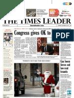 Times Leader 12-24-2011