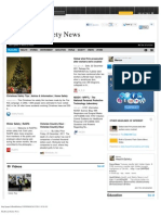 Health and Safety News, 2011-12-24 Edition