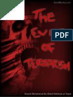 The Evils of Terrorism - Shaikh Muhammad al-Aqeel