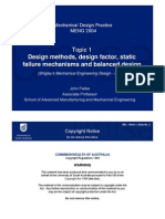 MDP 1 Lecture 1 Design Methods Revised